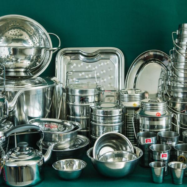 Посуда 555 Индия